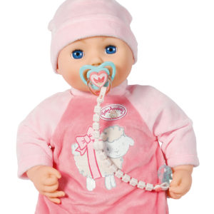 Baby Annabell Dummy with Clip