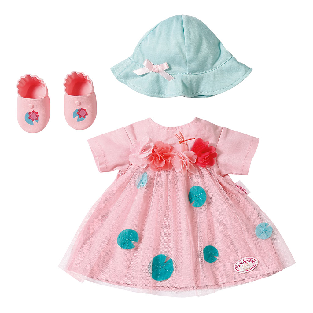Baby Annabell Deluxe Summer Set