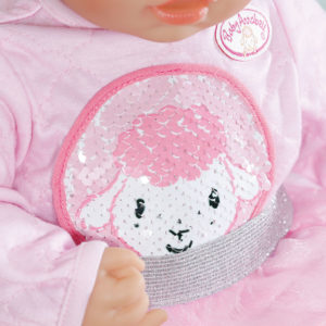 Baby Annabell Deluxe Sequin Set