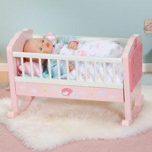 Baby Annabell Sweet Dreams Crib
