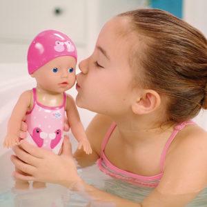 BABY born My First Swim Girl