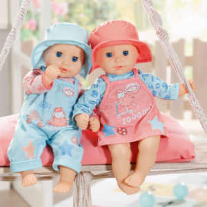 Baby Annabell Little Baby Outfit