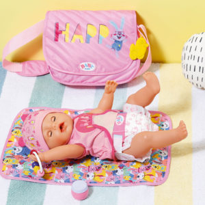 BABY born Changing Bag