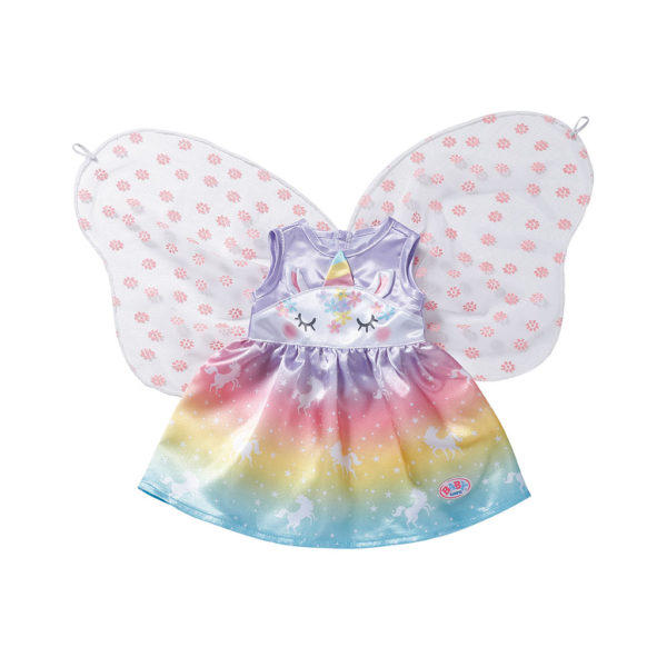 BABY born Fantasy Butterfly Outfit