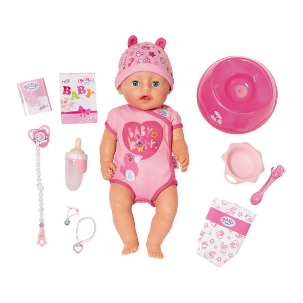 BABY born Soft Touch Girl