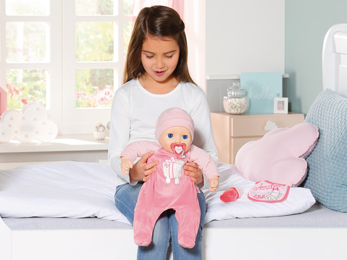Baby Annabell functions ǀ Baby Annabell