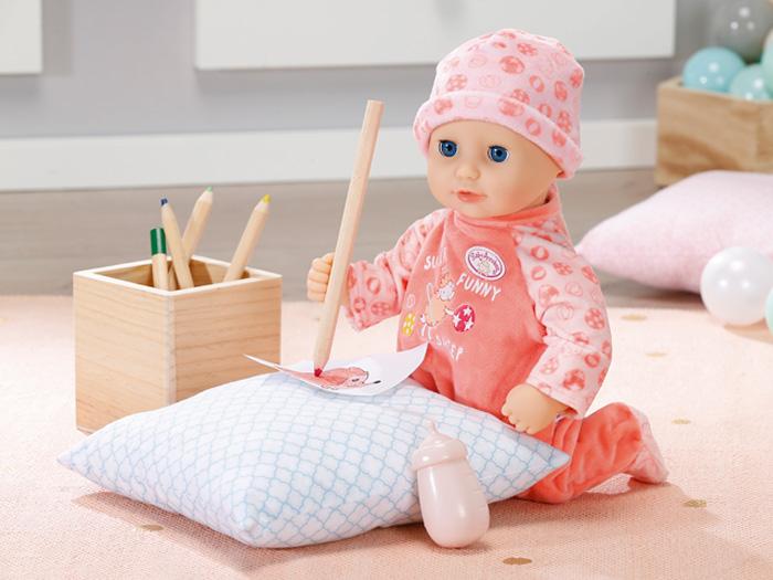 Meet the Dolls ǀ Baby Annabell Little Annabell features ǀ ...