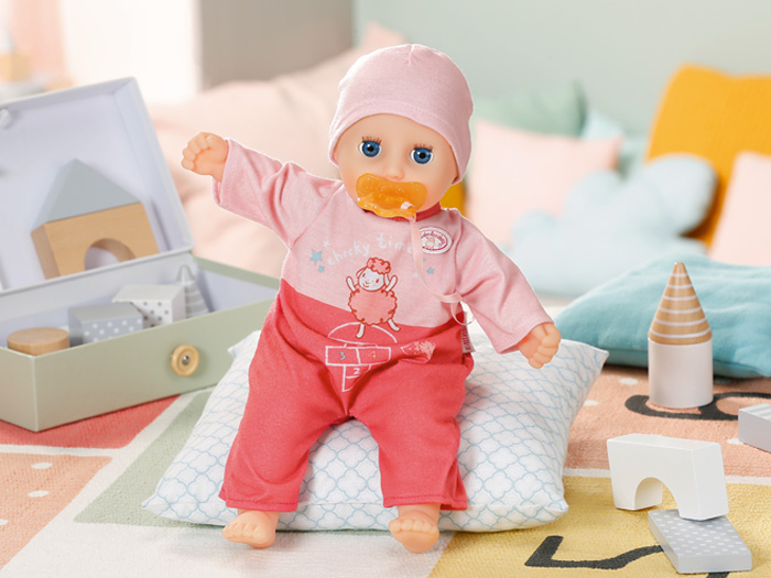 Baby Annabell My First Cheeky Annabell features ǀ Baby ...