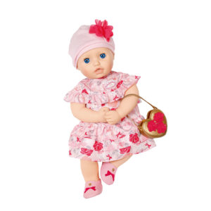 Baby Annabell Deluxe Flowers Set