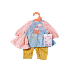 Baby Annabell Little Day Outfit