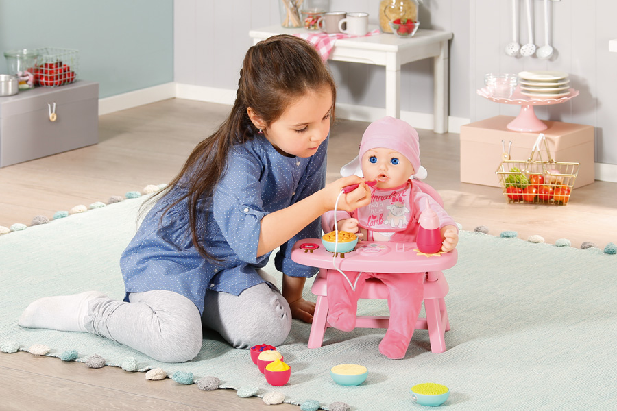 A day in the life of Baby Annabell ǀ Baby Annabell