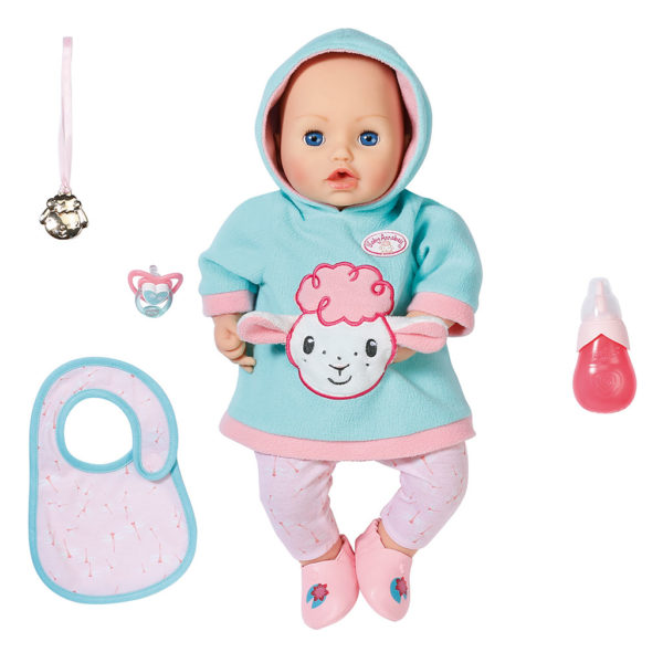 Baby Annabell Doll & Sheep Outfit