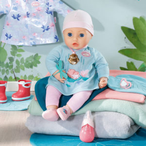 Baby Annabell and Rain Outfit