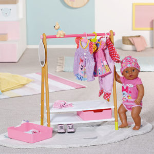 BABY born Clothes Rail