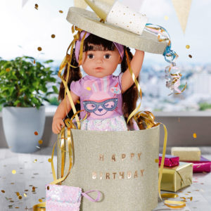 BABY born Deluxe Happy Birthday Outfit