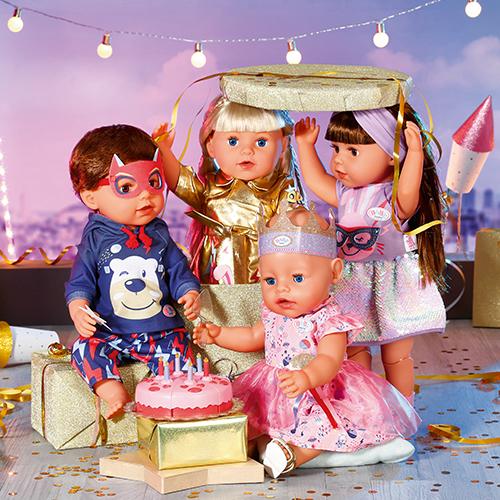 Happy birthday! BABY born turns 30